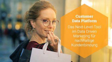 Flyer | CDP – Next Level im Data Driven Marketing