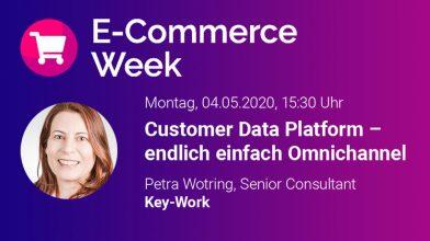 Webinar | Customer Data Platform – endlich einfach Omnichannel