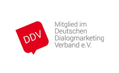 DDV Mitglied im Deutschen Dialogmarketing Verband e.V.- Key-Work Partner