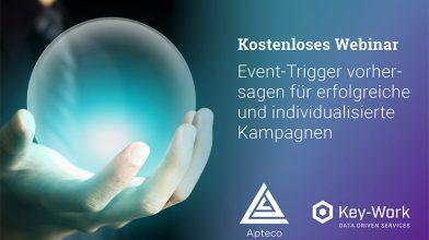 Webinar | Event-Trigger erfolgreich vorhersagen