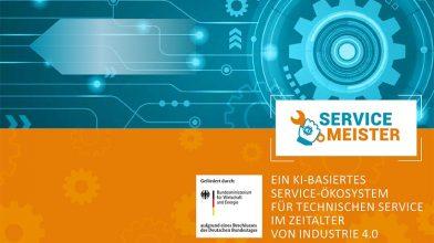 Service-Meister, KI-basiertes Service-Ökosystem, Key-Work assoziierter Partner
