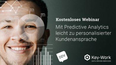 Webinar | Predictive Analytics für Personalisierung