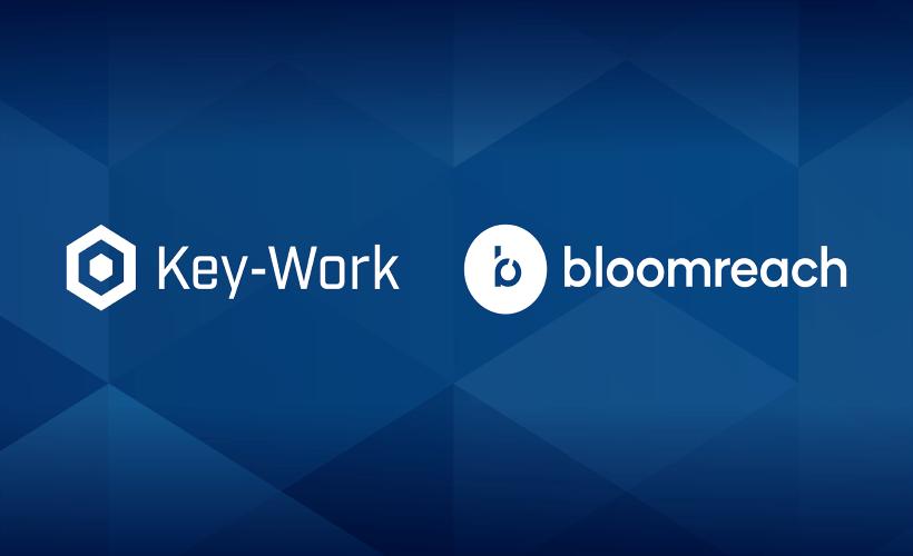 Key-Work Partnerschaft mit Bloomreach, Customer Experience Platform